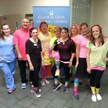 80's Day in celebration of Rehab Week 2014