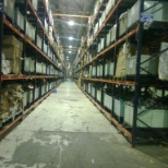 Mahindra Logistics Ltd photo: Store Layout