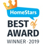 Homestars.com Simple Moves Award