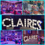 Claire's Christmas party