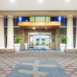 Holiday Inn photo: Main Entrance