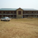 ISL Engineering and Land Services Ltd photo: A storey Building of six classrooms in Progress.