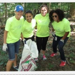 Scripps Networks Volunteer Day in partnership with United Way