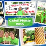 Chief Family Picnic 2015