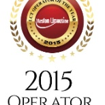 Reston Limousine - 2015 Operator of the Year