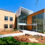 Dalton State College photo: New STEM building...opened April 2014