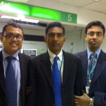 Standard Chartered Bank photo: Three PFC