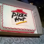 Pizza Hut photo: Merry Christmas
