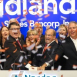 Midland States Bank becomes a publicly traded company. #NASDAQ #MSBI