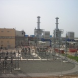 GE Oil & Gas photo: 225 MW Combine Cycle Power Plant location Pakistan.