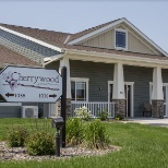 advanced living. cherrywood advanced living photo: front elevation of our homes.