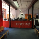 Our reception area at Head Office in Leicester