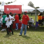 BMO Harris Bank photo: UNCF Walk-a-Thon