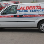 Alberta Home Services photo: Service Cars