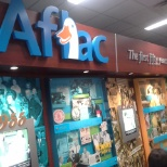 AFLAC the first 50 years of service.