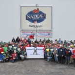 MLF Nadeau showing our support for Humbolt