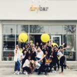 Drybar photo: Opening Day fun at Drybar Tysons Corner!