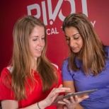 Pivot Physical Therapy photo: Looking for Mentorship? As a newly licensed PT, you will be matched with an experienced mentor.