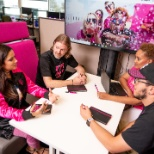 T-Mobile photo: Disrupt the status quo with a team that always has your back