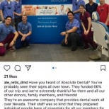 UNLV Dental Students and Absolute Dentists on their mission trip  as sponsored by Absolute Dental