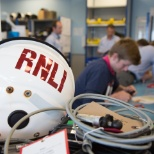 photo of RNLI, Electrical apprentice assessment day