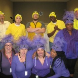 Financial Asset Management Systems photo: Team Theme Day