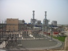 225MW Combine Cycle Power Plant located in near lahore, Pakistan