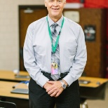Kelly photo: Nick Boariu, Substitute Teacher of the Year and National Staffing Employee of the Year All-Star!