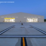 Design-Build Unmanned Aircraft Systems Hangar