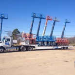 CBS Rental & Supply photo: Delivering a few scissor lifts.