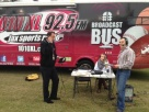 The new 1010XL General RV Broadcast Bus