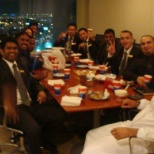 Jumeirah Group photo: Meeting