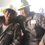 TRINIDAD DRILLING photo: My friend!!