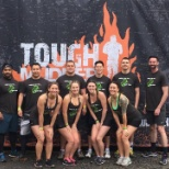 Our Inside Sales Team participating in Tough Mudder!