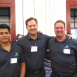 Cortland Partners photo: Service Team Members at Maintenance Mania 2015