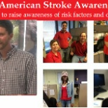 Wear Red Day at Life Line Screening to Support Stroke Awareness Month