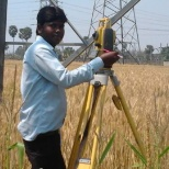 L&T photo: Substation details survey