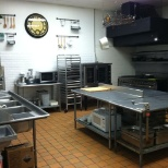 The kitchen!