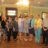 Lakeview Health Systems photo: Honoring and showing appreciation for our volunteers at the Volunteer Banquet