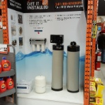 Promotional Equipment in the Home Depot Stores