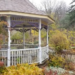 photo of Homewood Health, Gazebo beside our garden