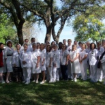 Some of our nurses during Nurses Week