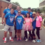 Richmond Volunteers for Susan G. Komen Race for the Cure