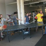 Ping Pong Wizardry!