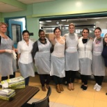 Ketchum photo: Our Ketchum NY office volunteering during 2017 KSR (Ketchum Social Responsibility) Month.