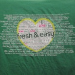 fresh & easy photo: One of our favorite shirts!