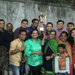 Fortis Healthcare photo: Annual day Best Team with maximum points