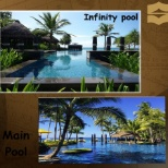 photo of Shangri-La Hotels and Resorts, Infinity pool and, Main pool