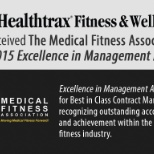 2015 Excellence in Management Award by MFA