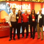 Gentle Dental team at ADA 2013